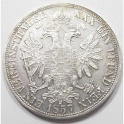 1 vereinsthaler 1857 A