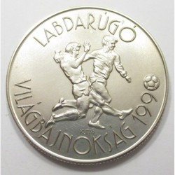 100 forint 1988 - Football WC Italy