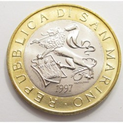 1000 lire 1997