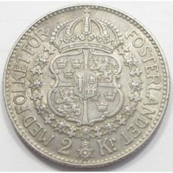 2 kronor 1935 G