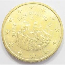 50 eurocent 2014