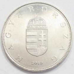10 forint 2019