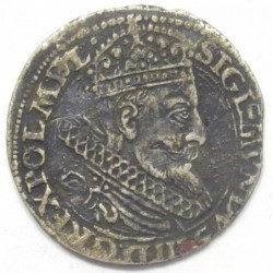 Sigismund III. groschen 1604 - Kraków