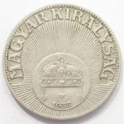 10 fillér 1935