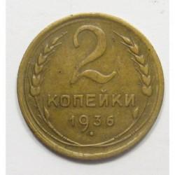 2 kopeks 1936