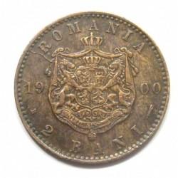 2 bani 1900