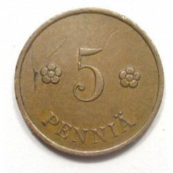 5 pennia 1936