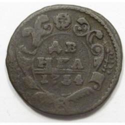 1 denga 1734