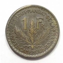 1 franc 1926