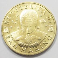 200 lire 1997 - Painting