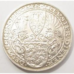 Hindenburg Memorial Medal 1927 D