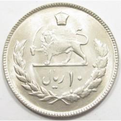 10 rials 1974