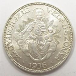 2 pengõ 1936