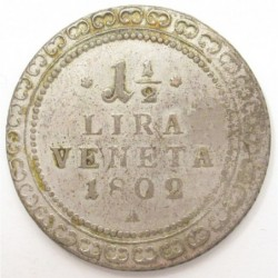 Franz II. 1 1/2 lira 1802 A