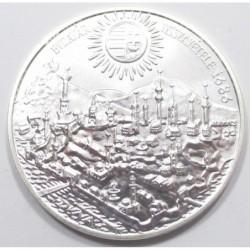 500 forint 1986 - Retaken of Castle of Buda