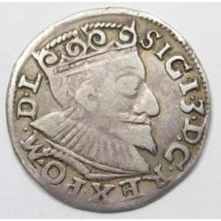 Sigismund 3 groschen 1593 Posen
