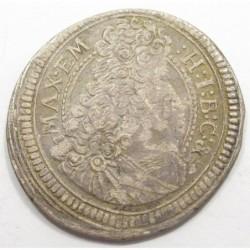 Maximilian II. 15 kreuzer 1701 - Bavaria