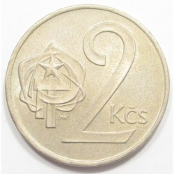 2 korun 1972