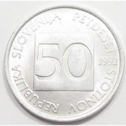 50 stotinov 1992