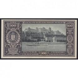 100 pengő 1926 - FÁZISNYOMAT 11