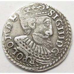 Sigismund III. 3 groschen 1599 - Posen