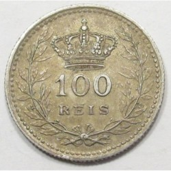 100 reis 1910