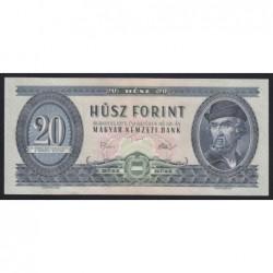 20 forint 1975