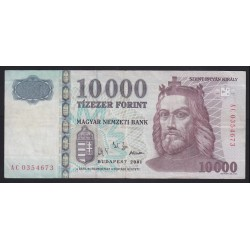 10000 forint 2001 AC