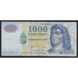 1000 forint 1998 DG