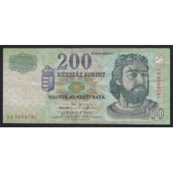 200 forint 2005 FA