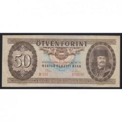 50 forint 1969