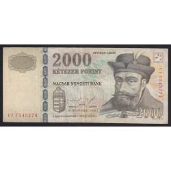 2000 forint 1998 CF