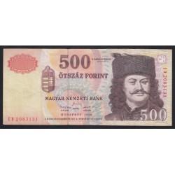 500 forint 1998 ED