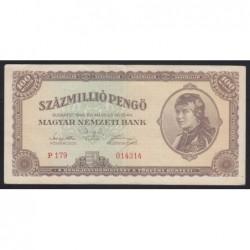 100.000.000 pengő 1946