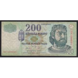 200 forint 2005 FD