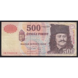 500 forint 1998 EB