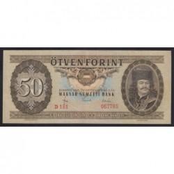 50 forint 1965