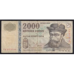 2000 forint 2002 CA