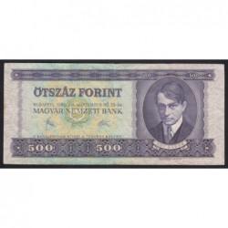 500 forint 1980