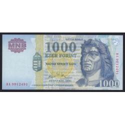 1000 forint 2004