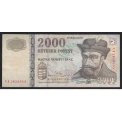 2000 forint 2003 CA