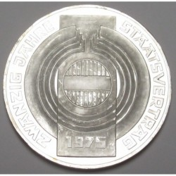 100 schilling 1975 PP -  20th Anniversary of the State Treaty