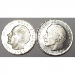 25-50 forint 1961 PP - Bartók Béla