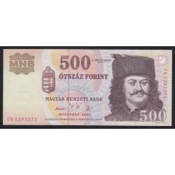 500 forint 2002 EB