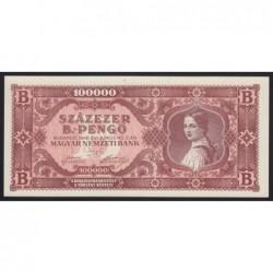 100.000 b.-pengő 1946