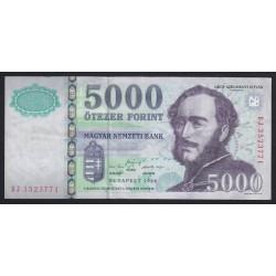 5000 forint 1999 BJ
