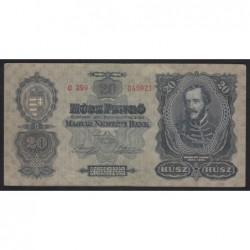 20 pengõ 1930