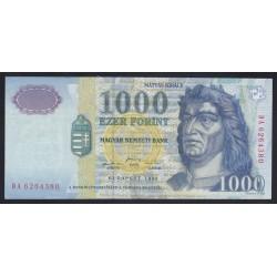 1000 forint 1999 DA