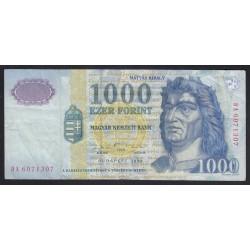 1000 forint 1998 DA