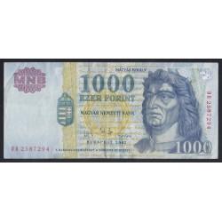 1000 forint 2002 DB